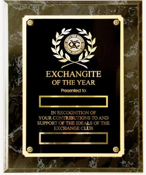 exchangeite of year